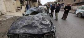 بغداد : استمرار مسلسل الانفجارات .. وارتفاع عدد الضحايا